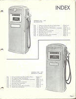 Gas Pump and Part Identification