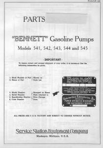 Bennett 541