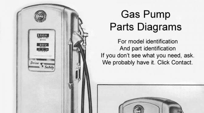 Bennett 1056, 1057, 1066, 1067 Gas Pump Info