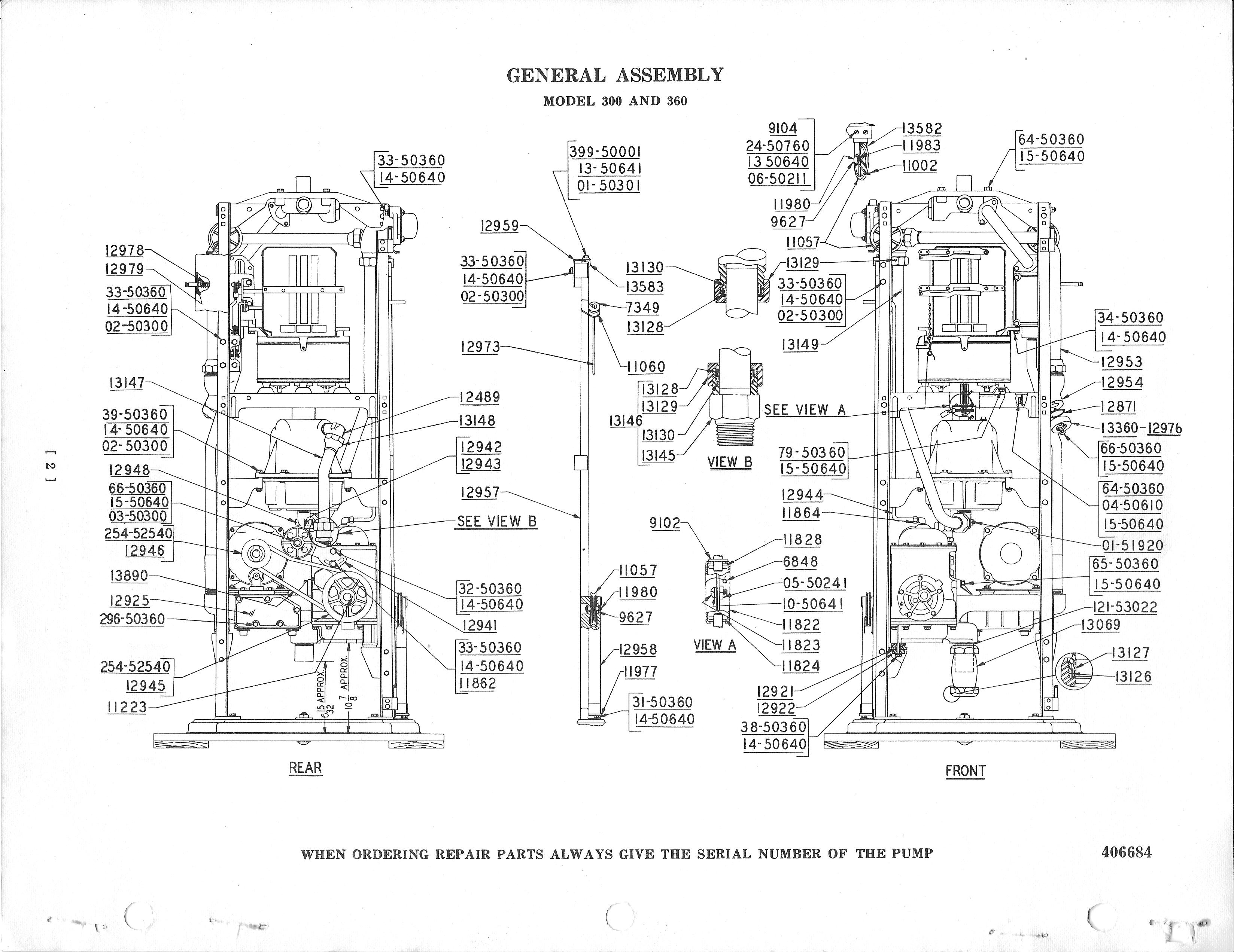 Tokheim Wiring Diagram Excellent Electrical House Older Residential 300 305 Gas Pump Parts Gaspumps Us Old Rh Diagrams 262a