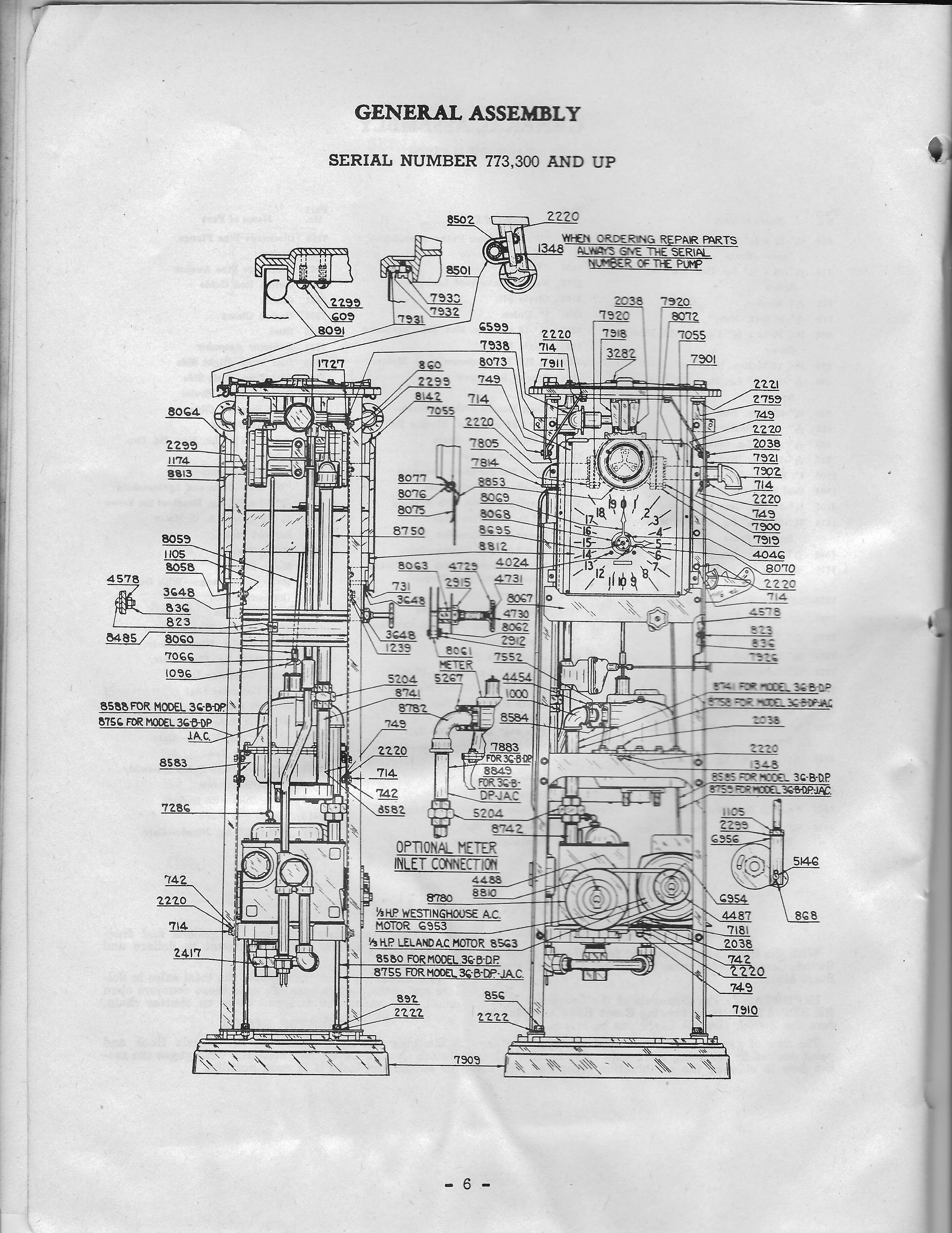 wayne gas pump wiring diagram gas pump parts diagram - wiring diagram gas pump diagram