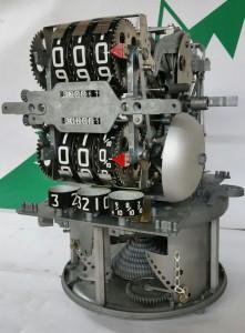 """Veeder Root 12"""" computer"""