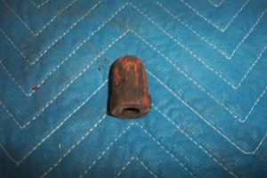 Bowser Red Sentry Acorn Nut