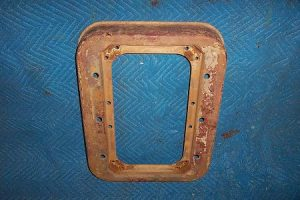 Bowser 595 Stamped Steel Base