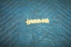 Bennett 756, 766 Script Emblem