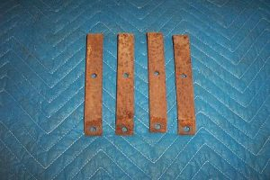 36b cast iron top braces