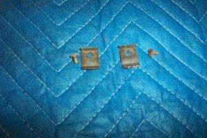 T 39 t door glass bezel retainers