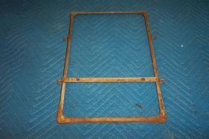 Be 756, 766 Door Glass Retainer With Ad Glass