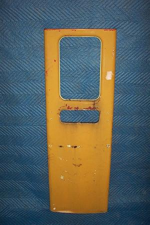 T 39 s door left side hinges with ad glass