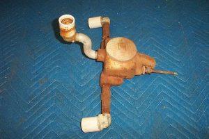 Bennett 956, 966, Electrical Manifold