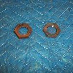 Bennett 76 Frame Rail Nut