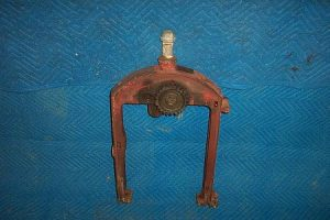 Bowser Red Sentry Frame Harp