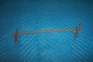 Bowser 595 Frame Side Door Latch