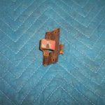 Be 541 Frame side hinge