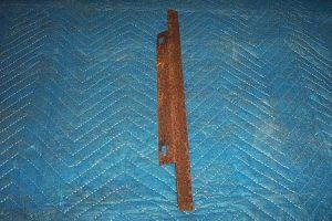 Bennett 76 Frame Rail Top Trim Piece