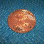 Bennett 2052 Globe Block Off Plate