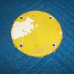 T 39 s Globe hole block off plate
