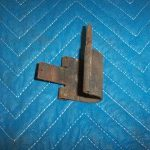 Bowser 595 Door Hinge With Long Pin