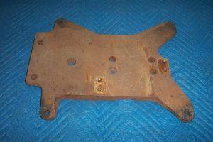 Wayne 60 Narrow Body Lower Cast Iron Pump Shelf
