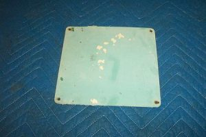 Be 646, 756, 766 Lower Side Access Panel