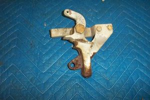 Bennett 956, 966 Nozzle Fork Assembly Old Style