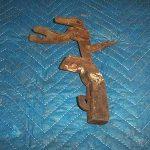 Bowser 557 Nozzle Hanger