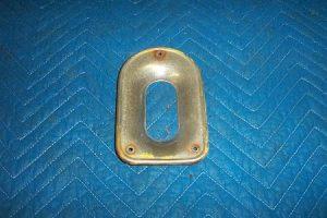 T 39 t Nozzle receiver bezel
