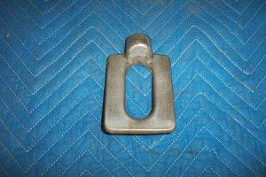 Bowser 595 Nozzle Receiver Bezel
