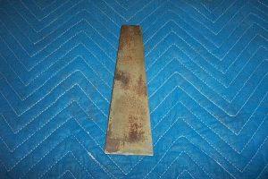 Bowser 595 Nozzle Receiver Scuff Plate