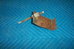 Bowser 585, 595 Reset Crank Shaft With Odd Mount