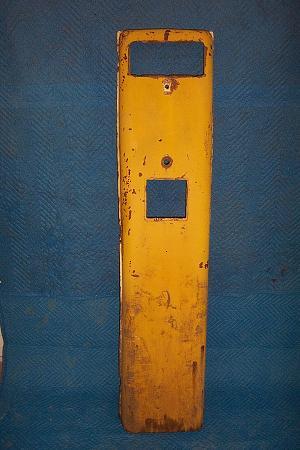 Wayne 70 Tall Reset Crank Side Panel