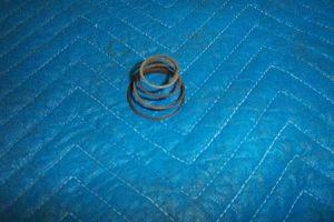 Bowser 595 Reset Crank Spring