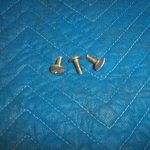 Bennett 748 Side Panel Screws