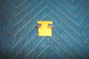 Bennett 756, 766 Sight Glass Manifold Gas Deflector