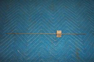Be 646, 756, 766 Sight Glass Manifold Spinner Rod