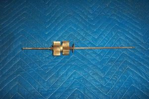 T 39 s sight glass manifold spinner rod