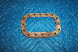 Bowser 575 Sight Glass Retainer
