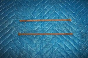 Bowser 595 Sight Glass Tie Bolts