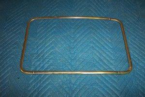 Bennett 956, 966, 1056, 1066 Stainless Window Trim Flat Style