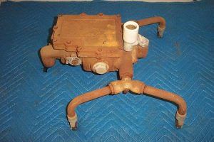 Bennett 1056, 1066 Tube Style Electrical Manifold