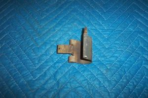 Bowser 575 Upper Door Hinge With Short Pin