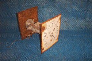 Wayne 866 Clock Meter Assembly