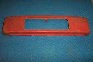 Wayne 505 Ad Glass Panel With Small Opening