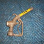 AN136 Aluminum EBW Nozzle