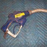AN137 Aluminum Wheaton Nozzle