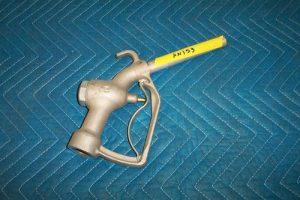 AN153 Aluminum EBW Nozzle