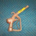 AN158 Aluminum EBW Nozzle