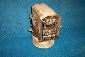 Veeder Root Computer Indented Wheels with Bell.