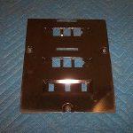A.O. Smith 453 Black Face Plate