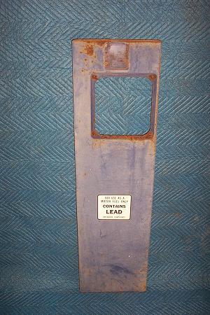 Wayne 511 Blend Selector Side Panel